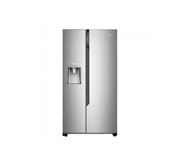 Hisense 535 Litres Refrigerator Side By Side