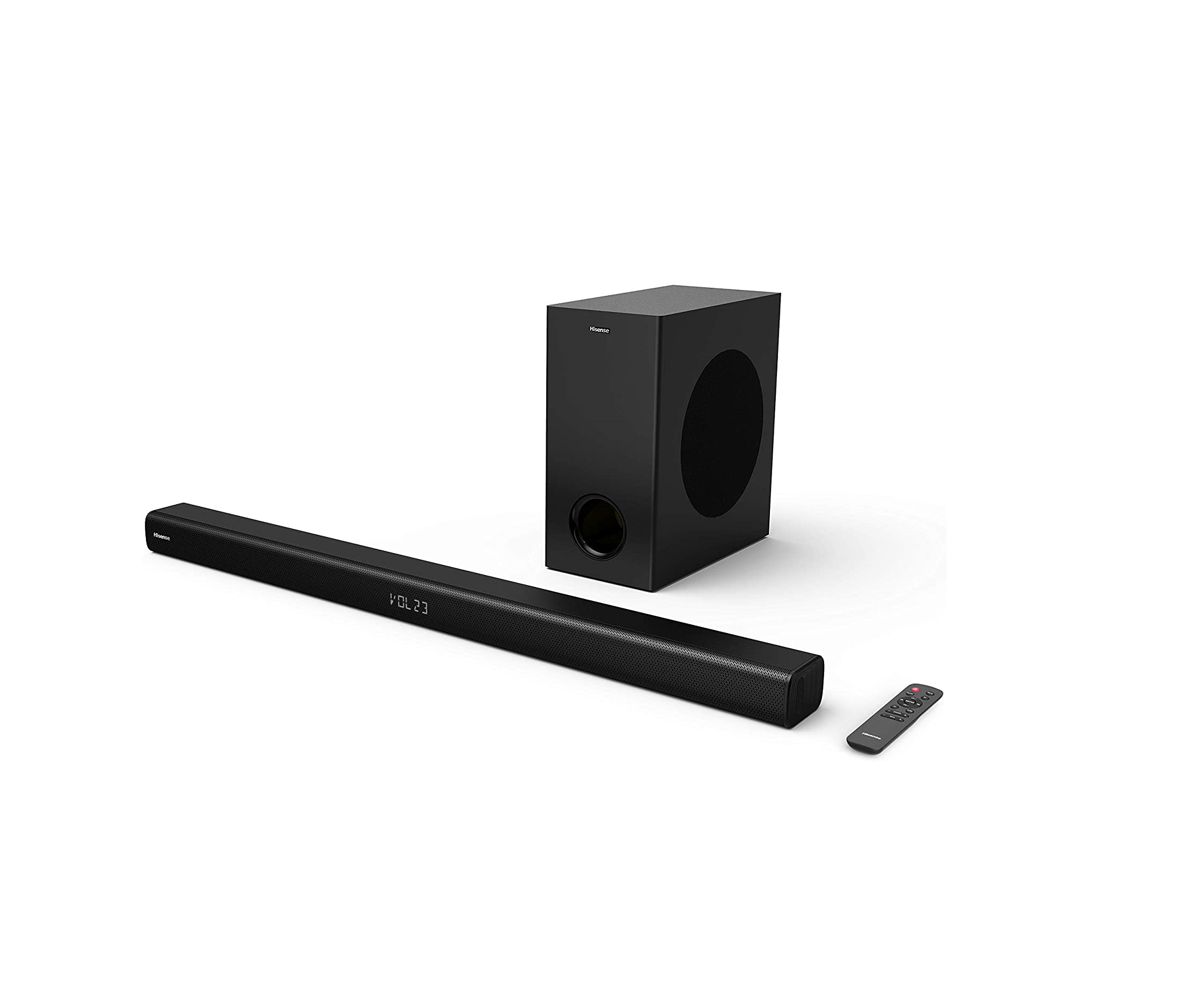 Hisense 200watts Bluetooth Sound Bar – HS218