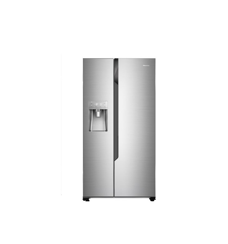 Hisense Side by side 562 Litres Refrigerator