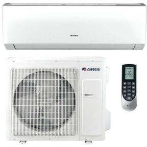 Gree 1HP Split Air Conditioner Copper Condenser +Installation Kit