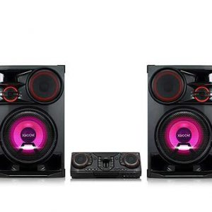 LG Audio HI-FI System 98CL XBOOM