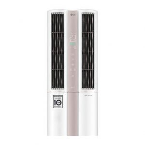 LG DUALCOOL Premium White Air Conditioner 2.5HP