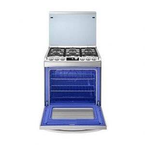 LG Gas Cooker 6 Burners 153Litres Oven Capacity