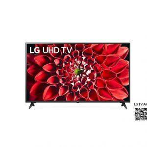 LG UHD 4K TV 60 Inch UN7100PVA ,4K Active HDR WebOS Smart AI ThinQ