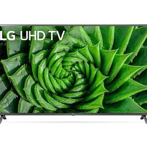 LG UHD 4K TV 82 Inch UN8080PVA, Cinema Screen Design 4K Active HDR WebOS Smart AI ThinQ