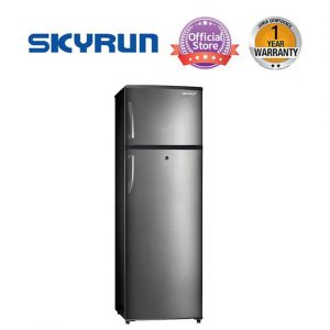 Skyrun 257-Litres Double Door Top Mount Fridge