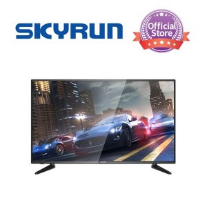 Skyrun 43″ LED TV With Wall Bracket – Black