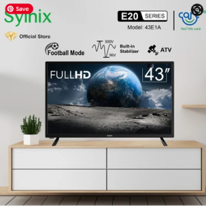 Syinix 43Inches LED Full HD Analogue TV