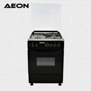 Aeon Gas Cooker 60×60 3 Gas + 1 Hot