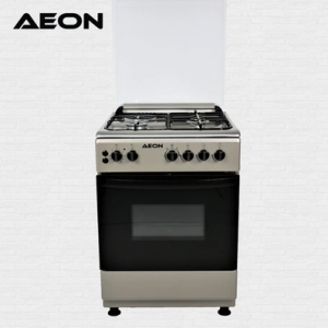 Aeon Gas Cooker 60×60 3 GAS + 1 Hot Plate
