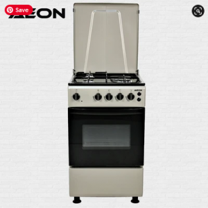Aeon Gas cooker 50×50 3 Gas + 1Hot Plate