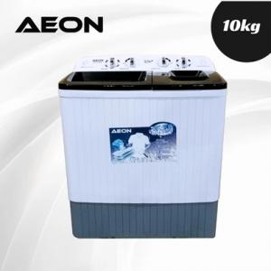 Aeon 10KG Twin Tub Washing Machine