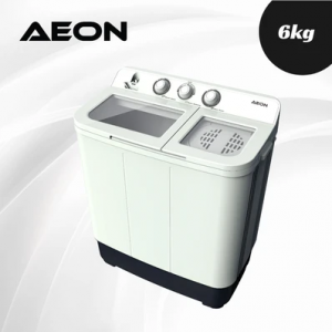 Aeon 6KG Twin Tub Washing Machine