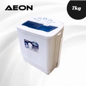 Aeon 7KG Twin Tub Washing Machine