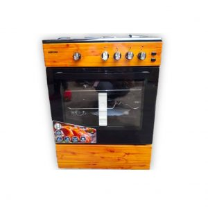 Bruhm Full 60X60 4 Gas Cooker + Oven Grill