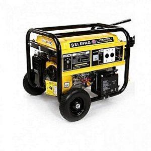 Elepaq 10KVA Key Start Generator SV22000E2 FULL COPPER COIL