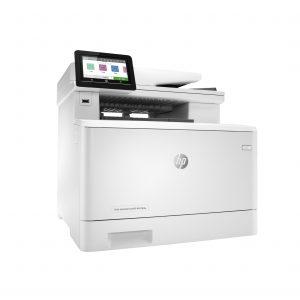 HP M479fdw Color LaserJet Pro Multifunction Wireless Laser Printer