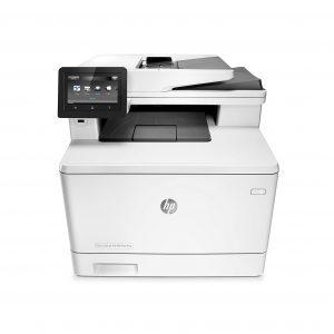 HP Color Laserjet Pro MFP M479fnw A4 Multifunction Wireless Printer