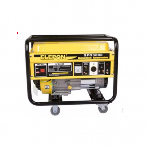 Elepon 4.5kva Manual Start Generator 100% Copper Coil Spg3000