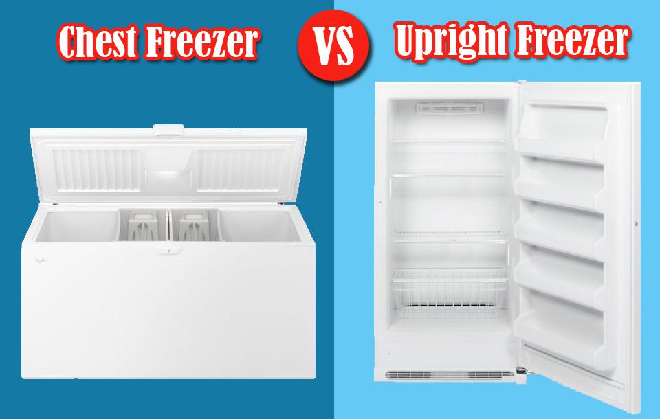 Chest-freezer-vs-Upright-freezer